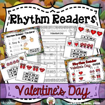 Rhythm Readers (Valentine's Day)