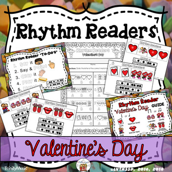 Rhythm Readers (Valentine's Day)