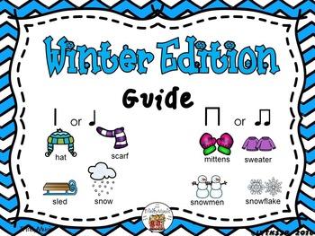 Rhythm Readers (Winter Edition)