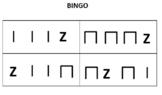 Rhythm Reading Bingo