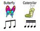 Rhythm Reading Cards-by Units