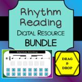 Rhythm Reading - Drag & Drop BUNDLE