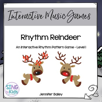 Rhythm Reindeer Games: MLT Edition Level 1