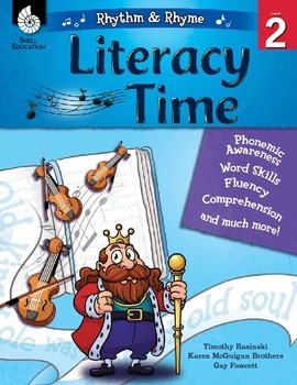 Rhythm & Rhyme Literacy Time Level 2