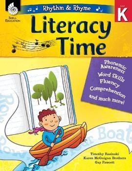 Rhythm & Rhyme Literacy Time Level K
