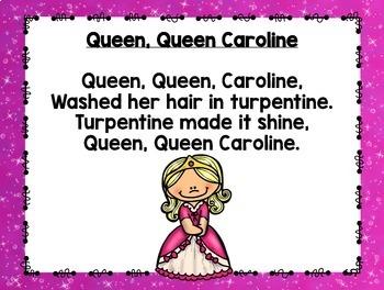 Rhythms & Rhymes: Queen Caroline
