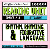 Rhythm, Rhyming, and Figurative Language (RL.2.4 and RL.3.4)