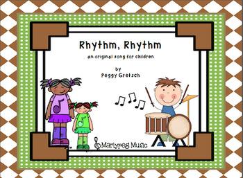 Rhythm, Rhythm/Hand Drum Fun/Teaching Rhythm vs  Beat