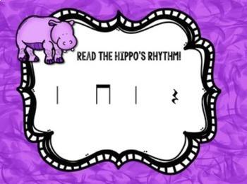 Rhythm Road Trip {Quarter Rest}