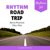 Rhythm Games and Assessments for Tika-Tika {Road Trip}