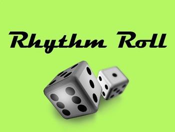 Rhythm Roll - A Review Game for Ti-Tika & Tika-Ti