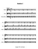 Progressive Rhythm Rudiments/Rhythm Scales Warm-Up
