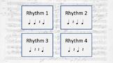 Rhythm Set 1 - ♩ Z - (Ear Training and Aural Skills)