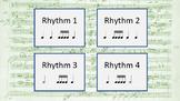Rhythm Set 4 - d ♩ Z ♫ ♬♬ - (Ear Training and Aural Skills)