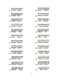 Rhythm Sheet #3: Eighth Notes and Eighth Rests