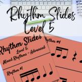 Rhythm Slides: Level 5