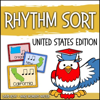 Rhythm Sort - United States Edition for Rhythm Centers and Composition