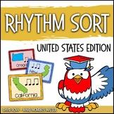 Rhythm Centers and Composition Rhythm Sort - United States Edition