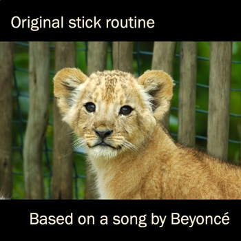 "Rhythm Stick Routine: ""Find Your Way Back"""
