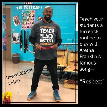 Rhythm Stick Routine: Respect
