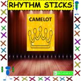 "Rhythm Sticks: Musicals: ""Camelot"""