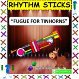 """Rhythm Sticks: Musicals: """"Fugue For Tinhorns"""" from Guys and Dolls"""
