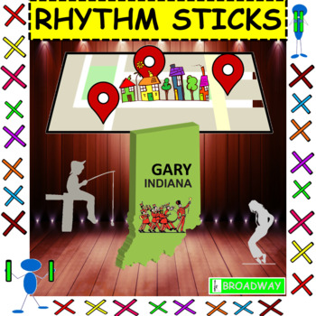 "Rhythm Sticks: Musicals: ""Gary Indiana"" from The Music Man"