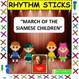 "Rhythm Sticks: Musicals: ""March Of The Siamese Children"" from The King and I"