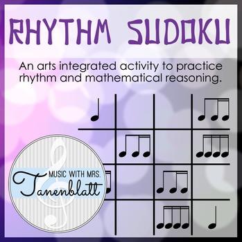 Rhythm Sudoku - Interactive Smart Notebook