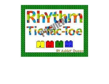 Rhythm Tic-Tac-Toe 10