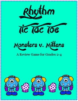 Rhythm Tic-Tac-Toe