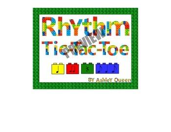 Rhythm Tic-Tac-Toe 6