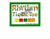 Rhythm Tic-Tac-Toe Bundle