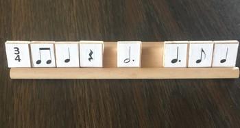 Rhythm Tiles Game