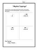 Rhythm Toppings