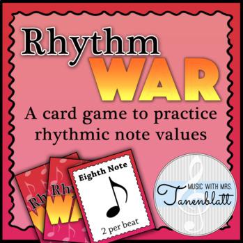 Rhythm WAR!