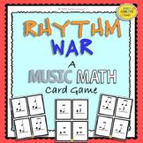 Rhythm War (A Music Math Elementary Music Game)