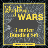 Rhythm Wars 3-Meter Game Bundle