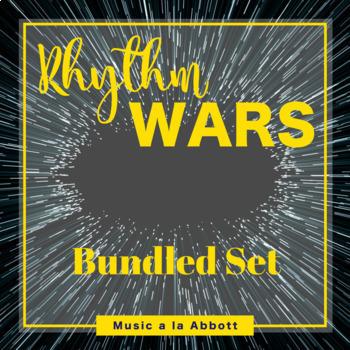 Rhythm Wars: 4 beat games, Bundled Set