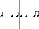 Rhythm Wars: In the Beginning Notebook Edition