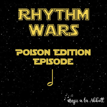 Rhythm Wars: Poison Game, half note