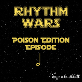 Rhythm Wars: Poison Game, rest/ta rest