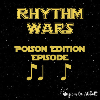 Rhythm Wars: Poison Game, syncopa