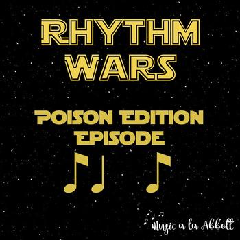 Rhythm Wars: Poison Game, syncopa/ti-ta-ti