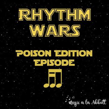 Rhythm Wars: Poison Game, tika-ti