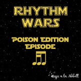Rhythm Wars: Poison Game, tika-ti/tiri-ti