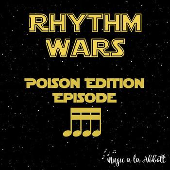 Rhythm Wars: Poison Game, tika-tika