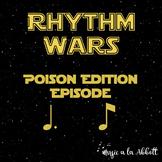 Rhythm Wars: Poison Game, tom-ti/tam-ti
