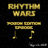 Rhythm Wars: Poison Game, tom-ti/tam-ti