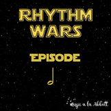 Rhythm Wars: half note